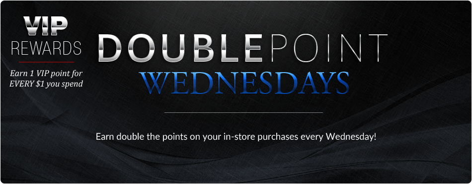 Double Point Wednesdays